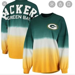 Green Bay Packers Long Sleeve Tee